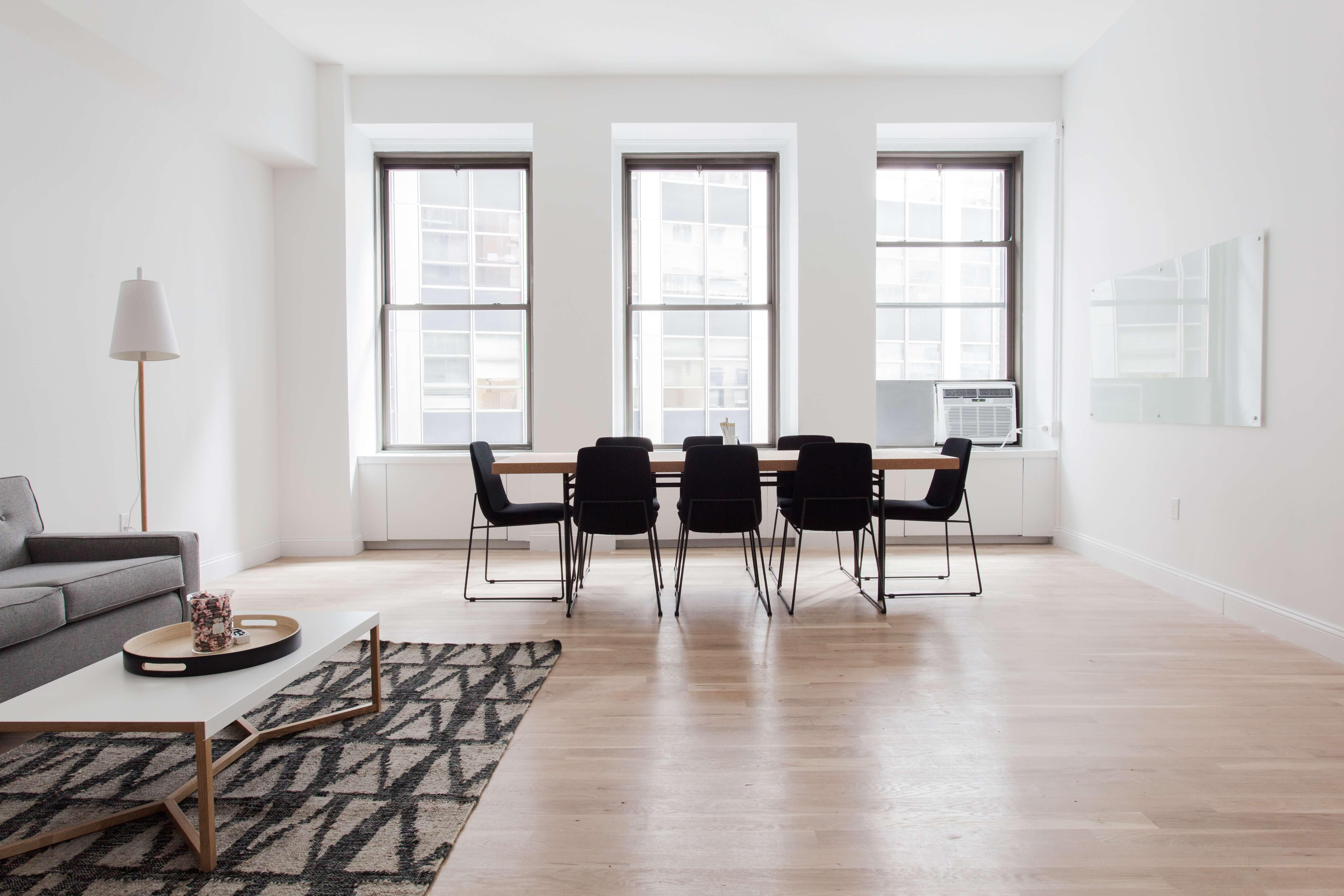 Ik wil een vloer leggen in mijn nieuwe woning!