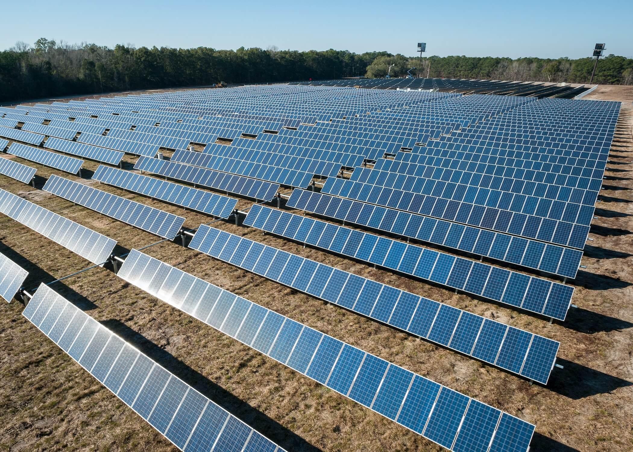 Werken zonnepanelen 's winters ook nog?