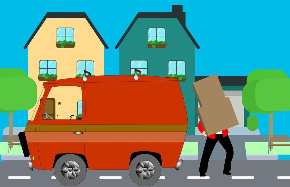 Tips om snel en gemakkelijk te verhuizen